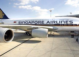 Blockchain singapore airlines 324x235