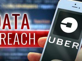 uber breach