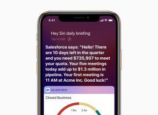 Home Salesforce iOS Apps Siri meeting Salesforce 09242018 324x235