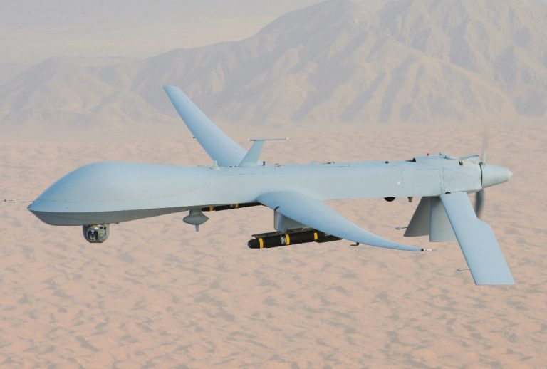 Lawmakers Query DHS on Use of Predator Drone to Monitor George Floyd Protesters